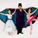 Clara, Drosselmeyer, Dew Drop Fairy