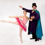 The Dew Drop Fairy and Drosselmeyer