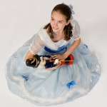 Photo of sage ashley as Clara in Stillpoint Balley's 2011 Nutcracker